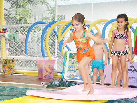 Annual Family Fun Swim Gala
