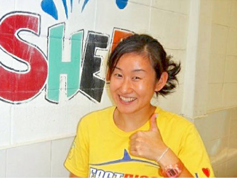photo of Teacher Takako