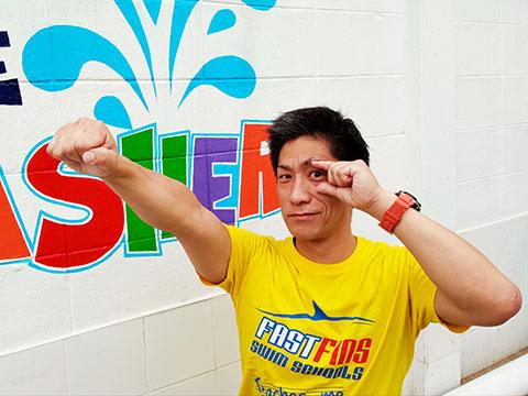 photo of Teacher Masahiko